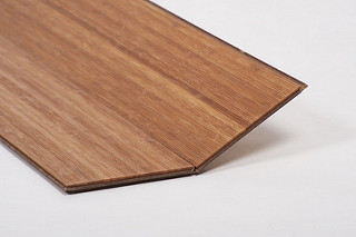 a plank of wood flooring