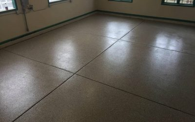 How to Maintain a Concrete Floor